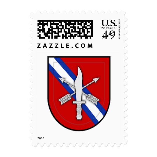 7th SFG-A 13 MTT Postage Stamp