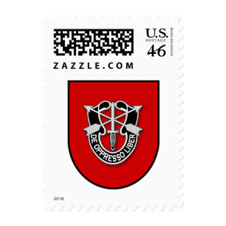7th SFG-A 1 Postage Stamp