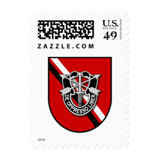 7th SFG-A 9 OIF Postage Stamps