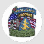 7th Special Forces Green Berets sfg Stickers