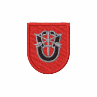 7th Special Forces Group Embroidered Polo Shirt