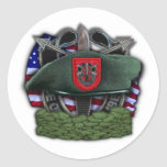 7th Special forces group Green Berets vets Sticker