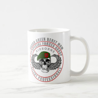 7th Special Forces Group Mom Classic White Coffee Mug