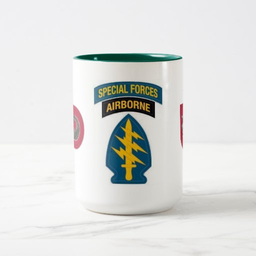 7TH SPECIAL FORCES GROUP MUG
