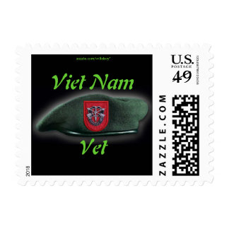 7th Special Forces group vet  Green Berets Postage