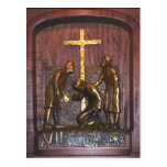 7th Station of the Cross Postcards