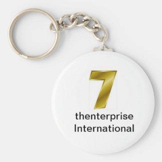 7thenterprise key chain