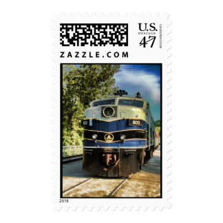 800 Diesel Electric USA Forever Postage Stamp