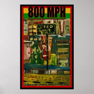 800 MPH PRINT