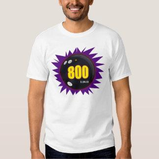 800 series camisas