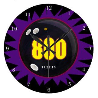 800 Series Large Clock