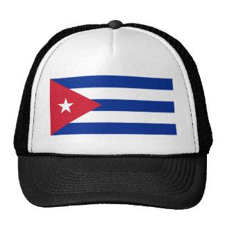 800px-Flag_of_Cuba.svg Trucker Hat