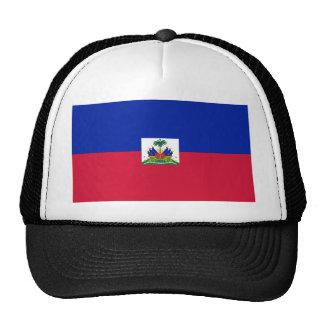 800px-Flag_of_Haiti_svg Gorro De Camionero