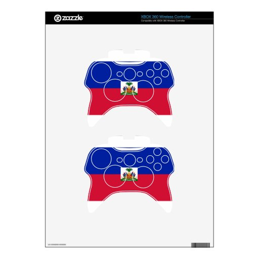 800px-Flag_of_Haiti_svg Mando Xbox 360 Skins