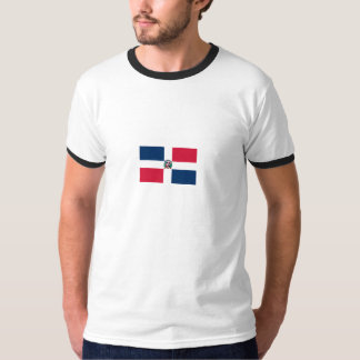 800px-Flag_of_the_Dominican_Republic Tee Shirt