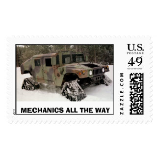 800px-Humvee_equipped_with_four_snow_treads, ME... Stamp