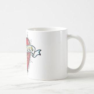 801 Texas, We Love You! coffee mug