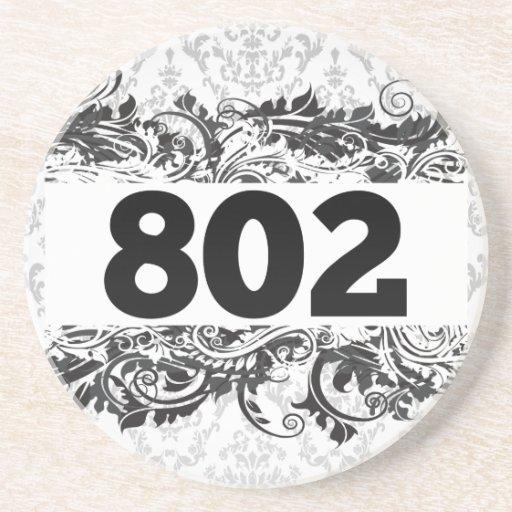 802 BEVERAGE COASTERS