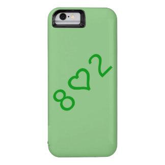 802 caja de batería del iPhone 6