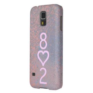 802 caja de la galaxia S5 de Barely There Samsung Carcasa Para Galaxy S5
