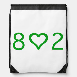802 Drawstring Backpack