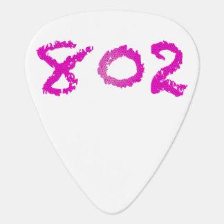 802 Guitar Picks