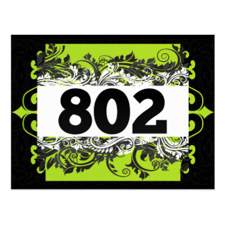 802 POST CARD
