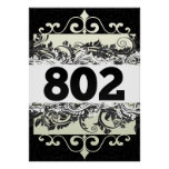 802 POSTERS