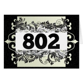802 FELICITACIÓN