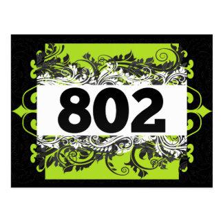 802 TARJETA POSTAL