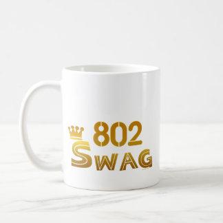 802 Vermont Swag Coffee Mug