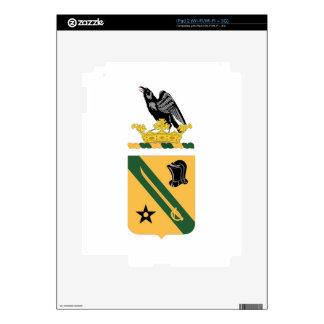 803 Armor Regiment iPad 2 Decal