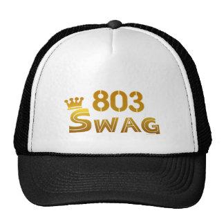 803 South Carolina Swag Trucker Hat