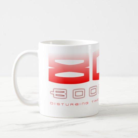 808 Boom Bap (Red) Coffee Mug