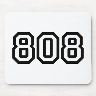 808 MOUSE PAD