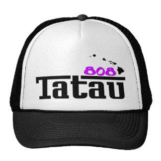 808 tatau trucker hats