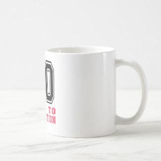 80 Aged to Perfection Classic White Coffee Mug