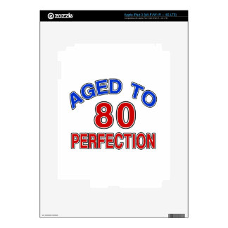 80 Aged To Perfection Skin For iPad 3