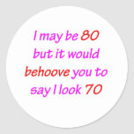 80 Behoove You Stickers
