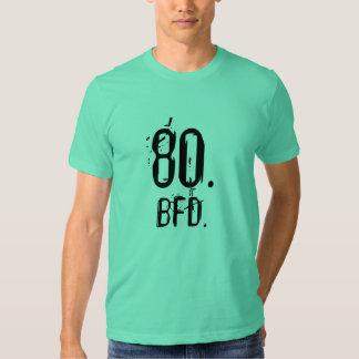 80. , BFD. PLAYERA