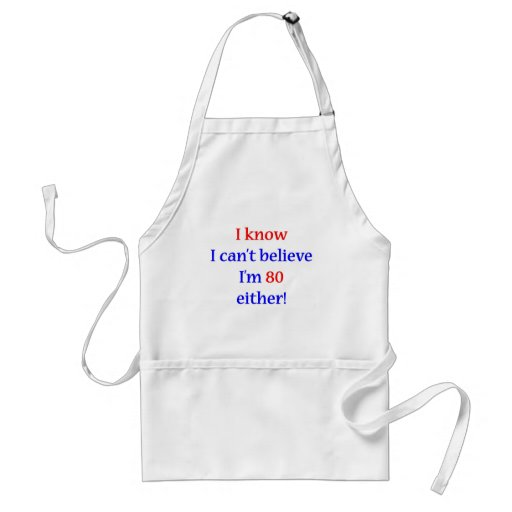 80 Either Adult Apron