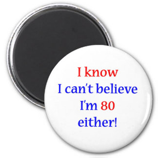 80 Either Magnet