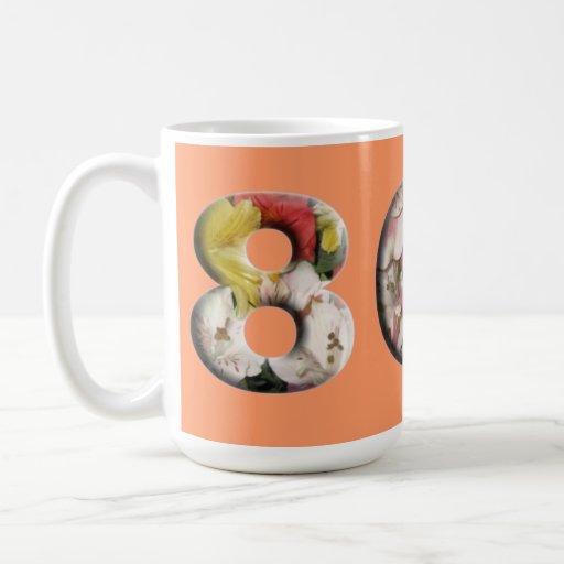 80 Milestone Mug 80th Birthday