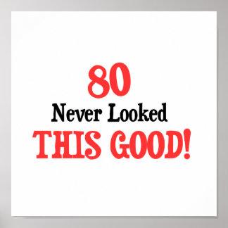 80 nunca miraba esto bueno impresiones