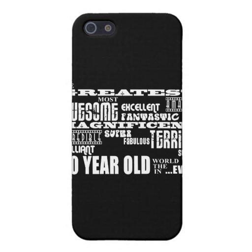 80.o Años más grandes de la fiesta de cumpleaños l iPhone 5 Cobertura
