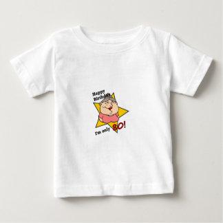80.o cumpleaños feliz camisetas