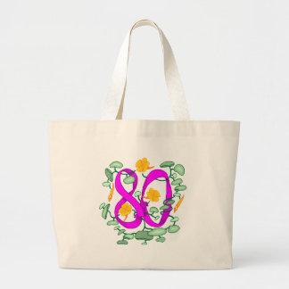 80.o La bolsa de asas de los regalos de cumpleaños