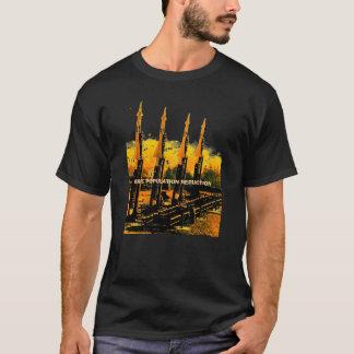 80% POPULATION REDUCTION T-Shirt