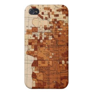 80 Proportion illiterates Negro voters iPhone 4 Cover
