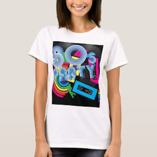 80 Retro Party T-Shirt